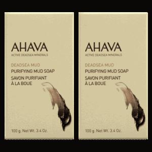 AHAVA Kit Duo Double Purifying Mud