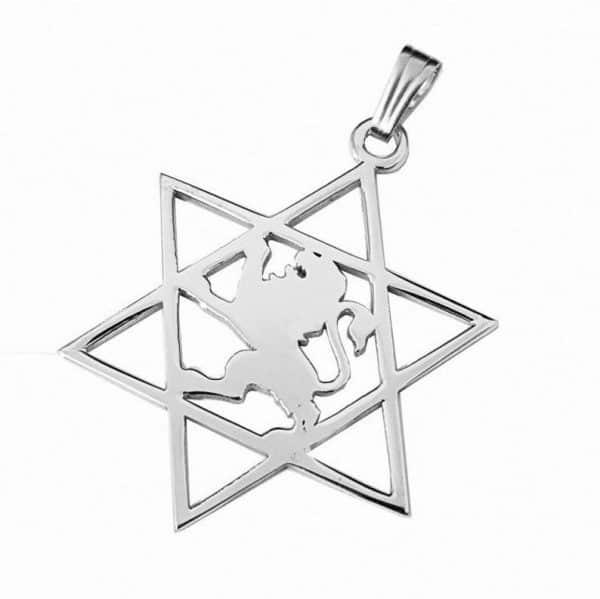 Lion of Judah necklace
